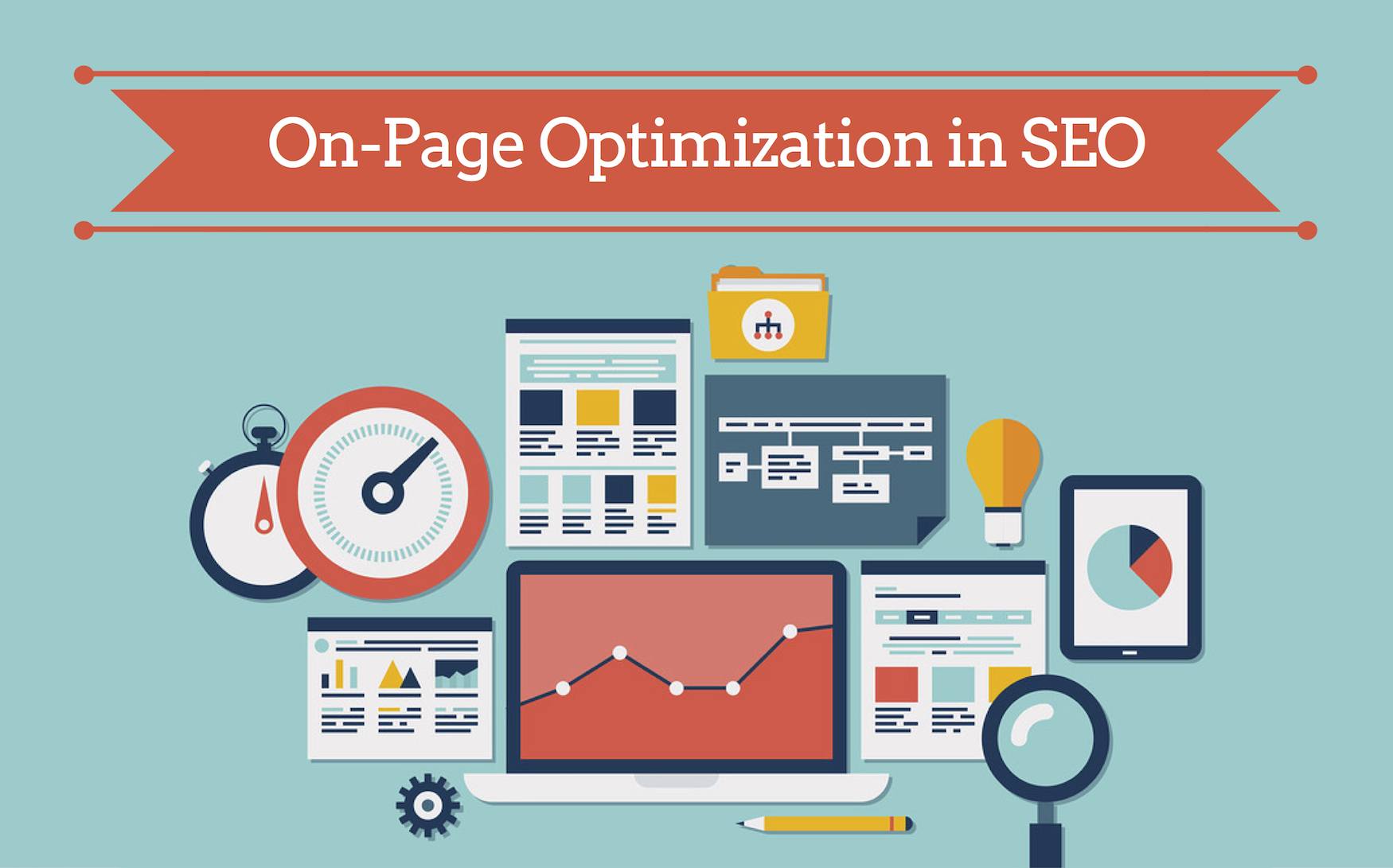 Оптимизация страниц сайта - SEO в Киеве